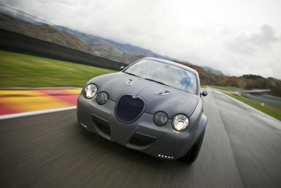 Panzani Design nu a comunicat un pret pentru Vintage GT