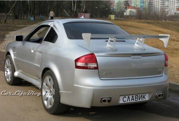 Modelul unicat este de vanzare pentru 350.000 ruble - circa 8.700 euro