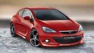 Irmscher - program tuning pentru noul Opel Astra GTC