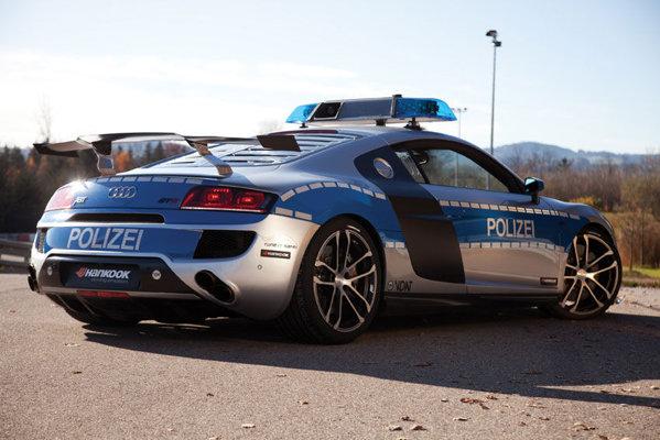 Puterea motorului ajunge la 620 CP pentru acest Audi R8 GTR by ABT