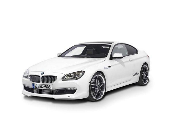 AC Schnitzer a incercat sa pastreze eleganta sportiva a lui BMW Seria 6 Coupe