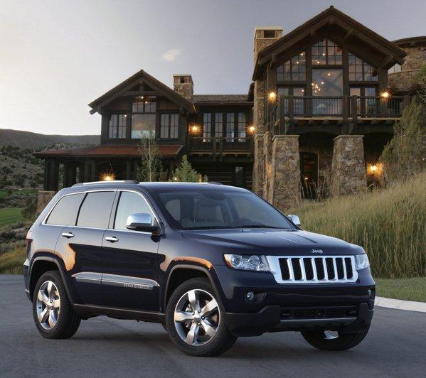 Jeep Grand Cherokee EV promite o autonomie de 100 de mile