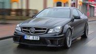 Acum şi coupe: Brabus Bullit 800, bazat pe Mercedes-Benz C-Class
