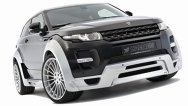 Mutantul englez: Range Rover Evoque by Hamann la Geneva 2012
