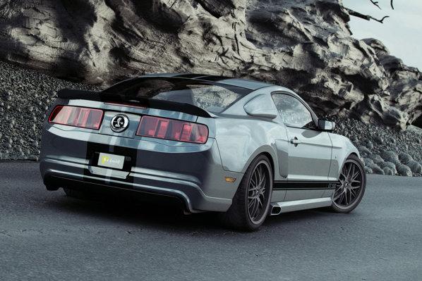 Ford Mustang konquistador by reifen Koch