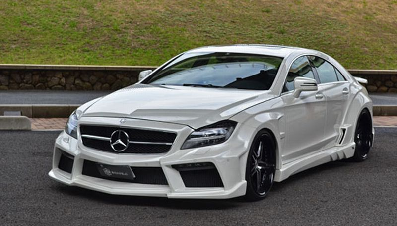 Imagini Tuning Mercedes Benz Cls By Vitt Performance