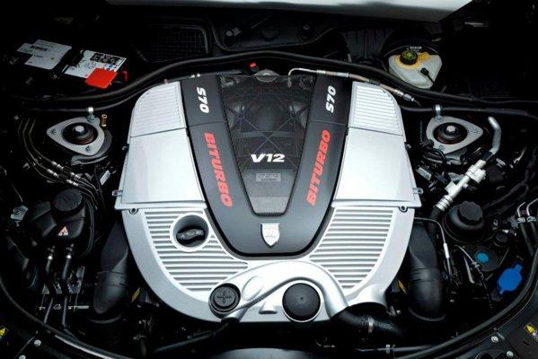 Motorul lui Lorinser S70 atinge 805 CP - cu 5 CP mai mult decat Brabus SV12 R
