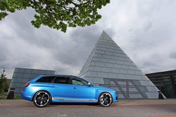Audi RS6 Avant tunat de MTM ajunge de la 580 CP la 760 CP
