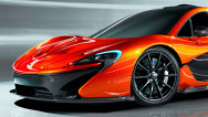 McLaren P1, succesorul legendarului F1, a fost dezvăluit înainte de Paris