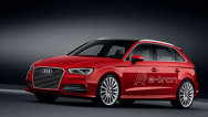 Audi A3 e-tron concept va fi prezentat la Salonul Auto Geneva 2013