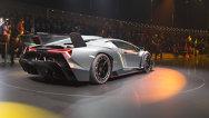 Primele imagini cu unicatul aniversar Lamborghini Veneno, de la Geneva 2013