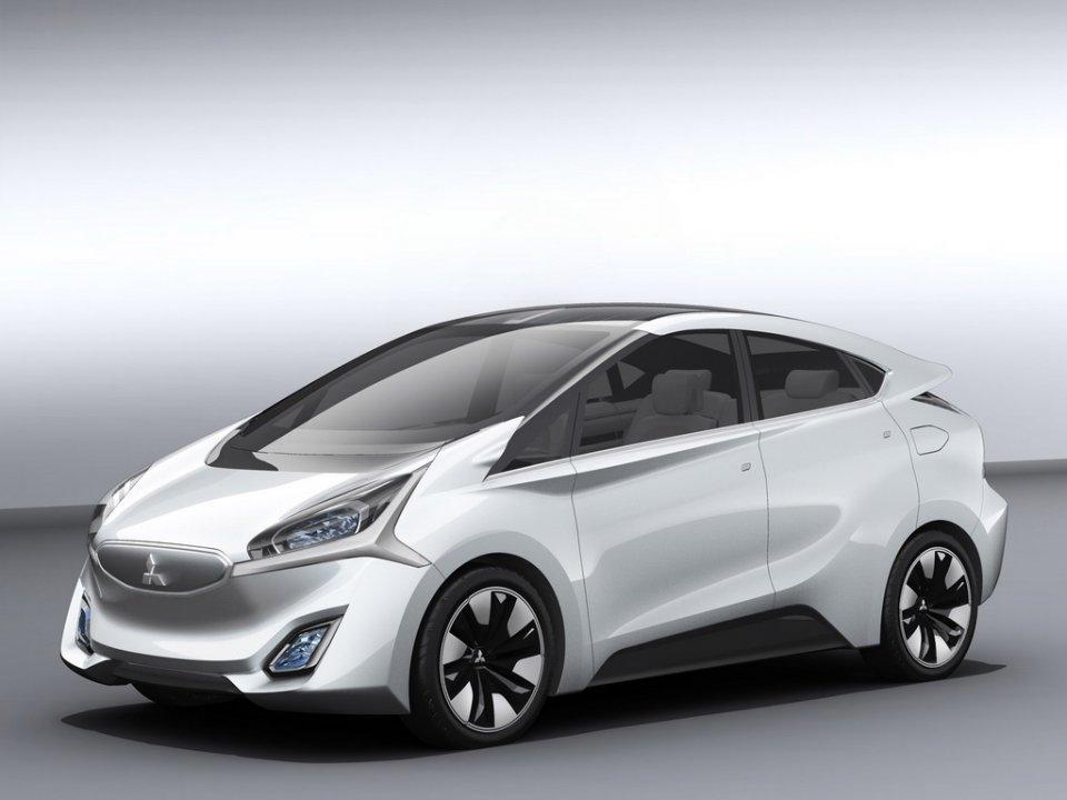 2013 Mitsubishi CA-MiEV Concept …