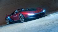 Pininfarina Sergio Concept, tributul adus regretatului designer