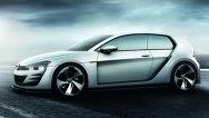 Primele imagini oficiale cu conceptul Volkswagen Golf GTI Design Vision. VIDEO