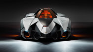 Primele imagini oficiale cu conceptul Lamborghini Egoista