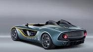 Conceptul Aston Martin CC100 marchează 100 de ani de existenţă a mărcii britanice