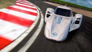 Nissan ZEOD RC - cea mai rapidă maşină electrică de curse