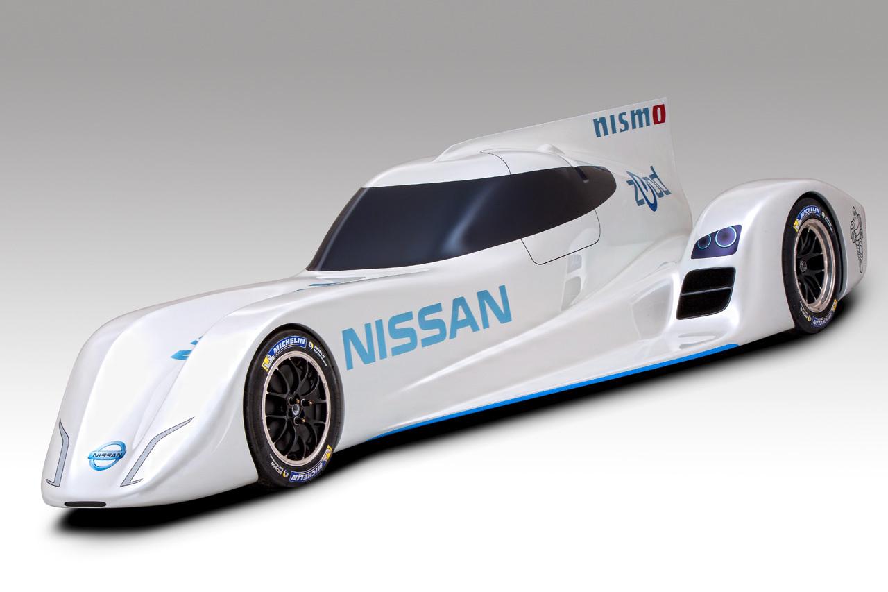 Imagini Nissan Zeod Rc Cea Mai Rapidă Maşină Electrică