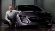 Conceptul Opel Monza prefigurează designul viitoarelor modele Opel. VIDEO