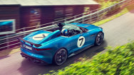 Jaguar Project 7 e un F-Type inspirat din legendarul D-Type