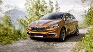 Mai aproape de serie: BMW Active Tourer Outdoor Concept la Frankfurt 2013