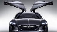 Primele imagini cu Opel Monza, conceptul programat pentru Frankfurt