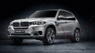 Prototipul BMW Concept5 X5 eDrive vine la pachet cu un sistem plug-in hybrid
