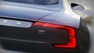 Volvo Concept C Coupe încearcă să aducă un suflu nou designului Volvo