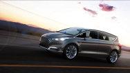 Conceptul Ford S-Max prefigurează o nouă generaţie a monovolumului european