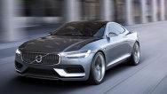 Volvo Concept Coupe e un înlocuitor modern pentru celebrul P1800