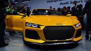Primele imagini oficiale cu conceptul Audi Sport Quattro UPDATE