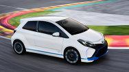 Conceptul Toyota Yaris Hybrid-R, pregătit pentru Frankfurt
