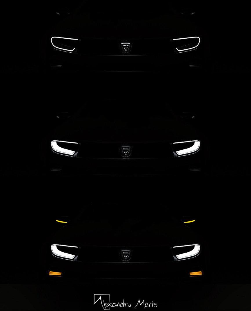Creaţie pur românească: Dacia 1300 Concept 2014