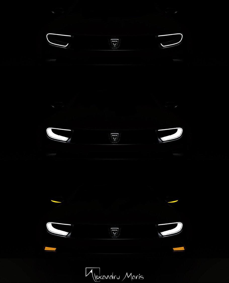 ProMotor News: Creaţie pur românească: Dacia 1300 Concept 2014