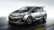 Opel Astra OPC Extreme, pregătit pentru Geneva. UPDATE