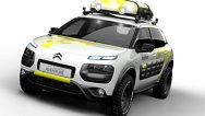 Cactus Aventure, altă creaţie Citroen debutantă la Geneva