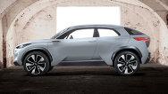 Conceptul Hyundai Intrado prefigurează un nou SUV Hyundai ecologic