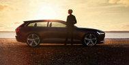 Volvo Concept Estate e un shooting brake superb care debutează la Geneva