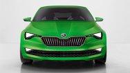 Skoda VisionC, conceptul unui coupe cu patru uşi, anunţă viitorul mărcii! UPDATE