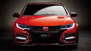 """Deocamdată doar concept: Honda Civic Type-R, """"diavolul"""" hot-hatch-urilor compacte. UPDATE"""