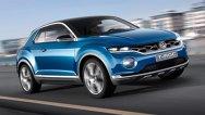 Volkswagen T-Roc prefigurează un SUV VW mai mic decât Tiguan