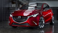 Mazda Hazumi Concept anunţă noua generaţie Mazda2
