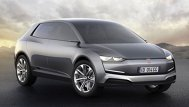 Giugiaro Clipper Concept e un MPV care arată ca un VW Golf Plus din viitor