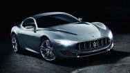 Conceptul Maserati Alfieri prefigurează urmaşul lui GranTurismo