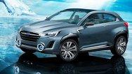 Subaru Viziv-2 Concept anunţă un SUV hibrid şi o nouă tehnologie AWD