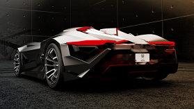 Gray Design Vapour GT e conceptul pe care oricine îl poate conduce (virtual)