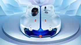 Alpine Vision Gran Turismo: nebunia franceză ajunge în mediul virtual. VIDEO