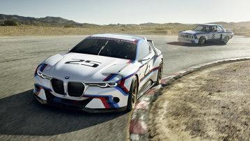 Conceptul BMW 3.0 CSL Hommage R e genul de maşină care merită un loc de cinste pe peretele tău