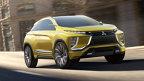 Conceptul Mitsubishi eX e un SUV compact care prefigurează următorul ASX