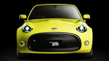 Toyota S-FR Concept e un GT86 în miniatură şi un rival numai bun pentru Mazda MX-5